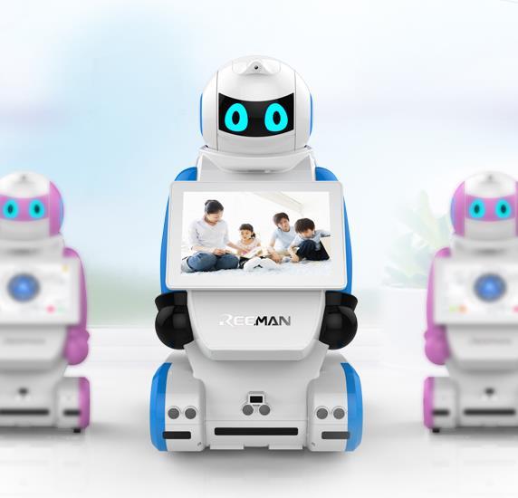 晓曼玩伴机器人