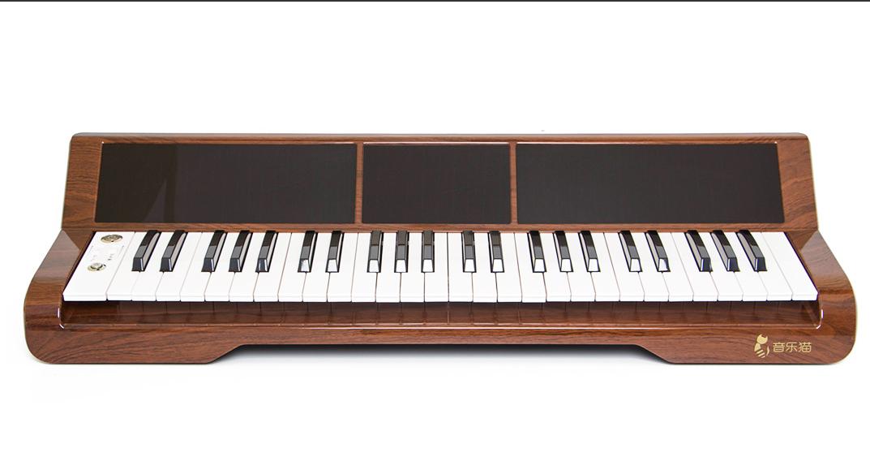 音乐猫49键卡拉OK电钢琴